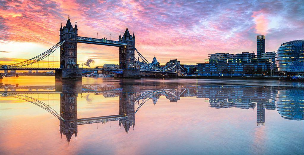 ¡Londres te espera!