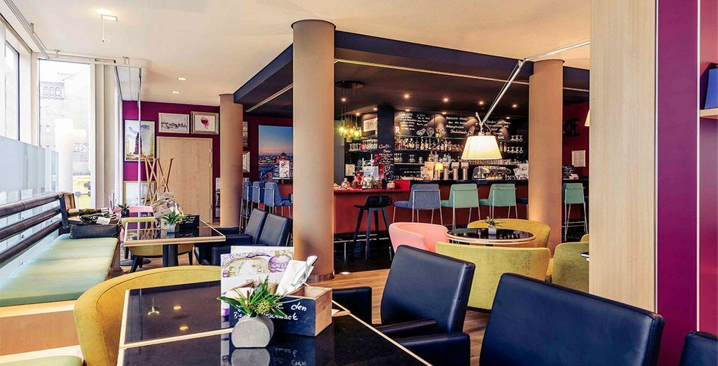 Hotel Mercure City 4*, Berlín