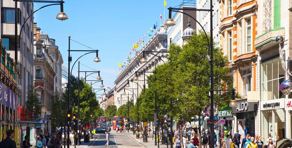 Pasea por las calles de Londres y enamórate de su efervescencia
