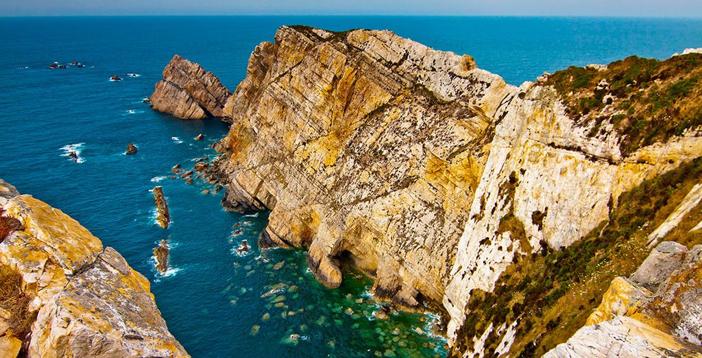No pierdas la ocasión para viajar a Cabo Peñas