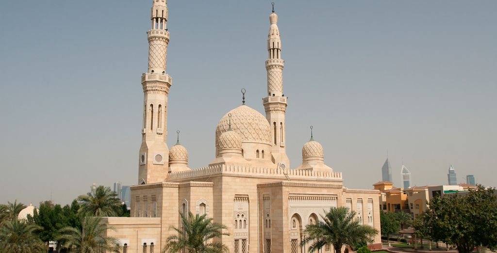 Dubái es una mezcla perfecta de contrastes