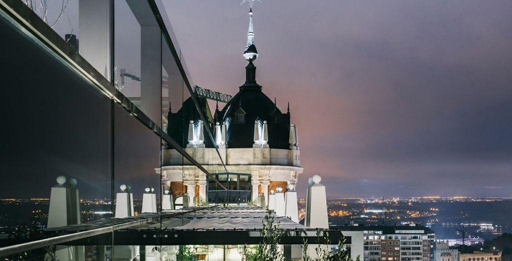 Un lujoso hotel que hará de tu estancia un placer