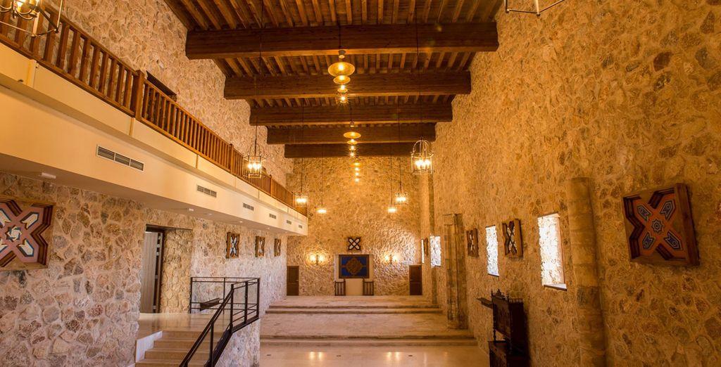 Que conservan la esencia y la inspiración de la arquitectura e historia originarias