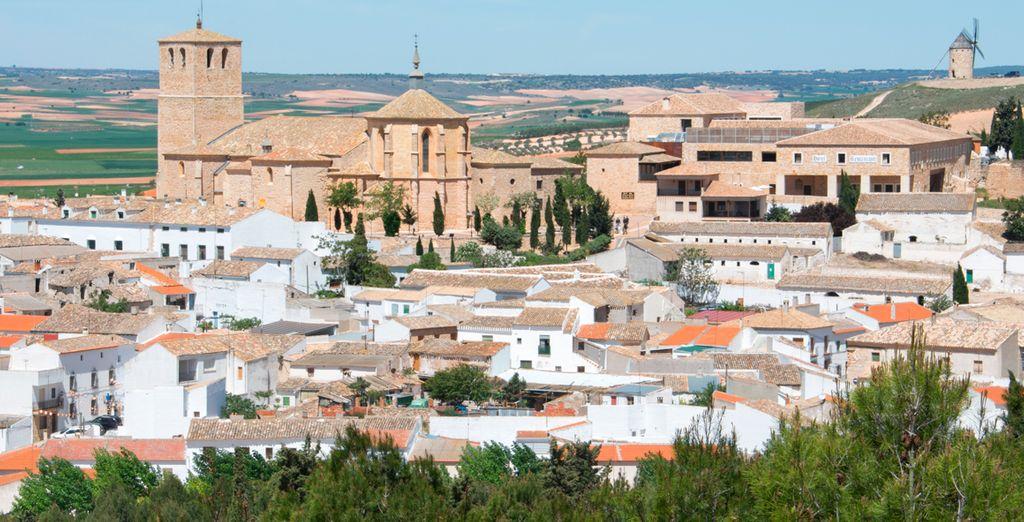 Belmonte ofrece una interesante oferta cultural, gastronómica y natural que todo viajero debe conocer