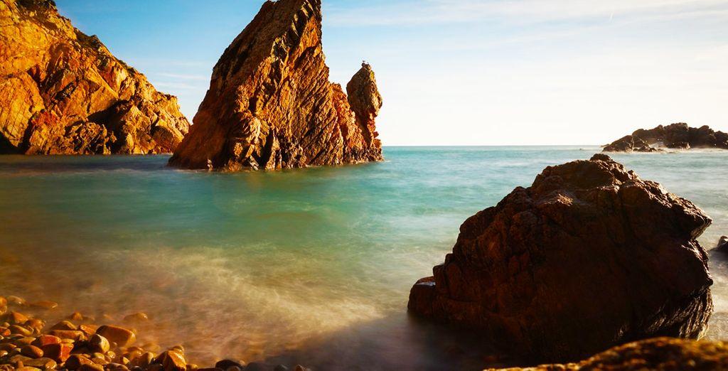 El Parque Natural de Sintra-Cascaes te sorprenderá