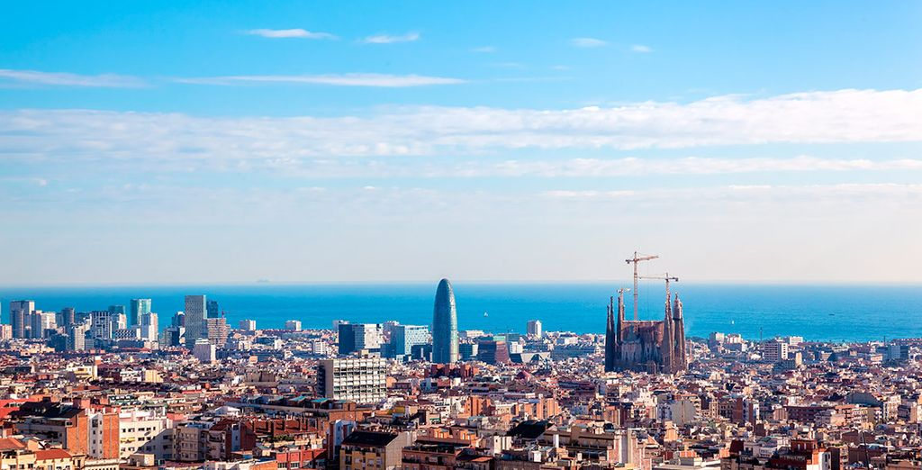 Barcelona es una ciudad que engancha y enamora