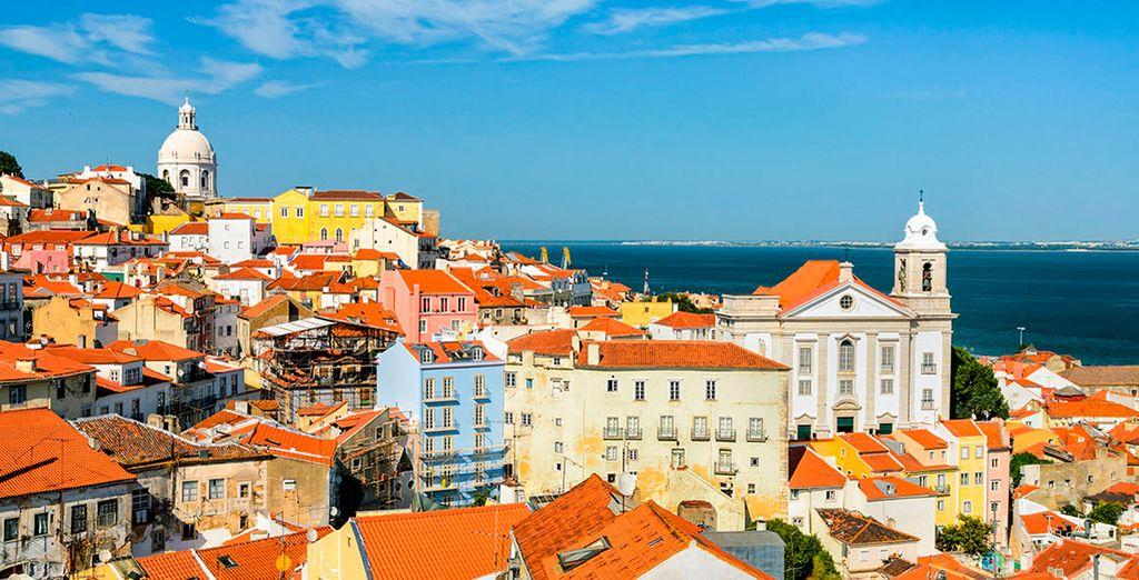¡Lisboa te encantará!