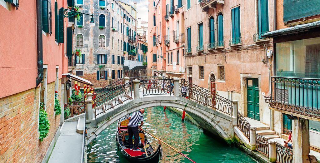 Siempre es un buen momento para escaparse a Venecia