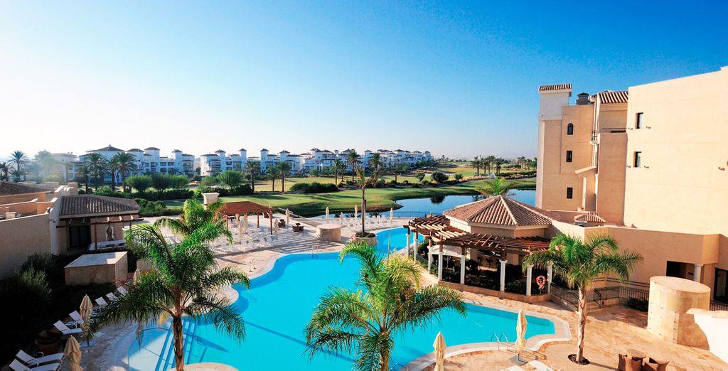 La Torre Golf Resort & Spa 5*, perfecto para descansar de la vida cotidiana