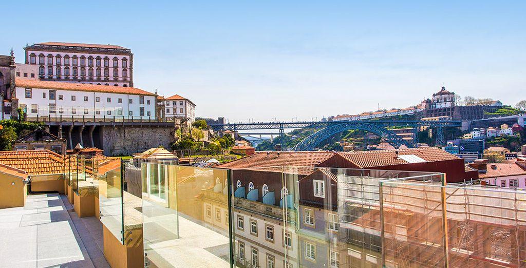 Bienvenido al Hotel The House Ribeira Porto 4*