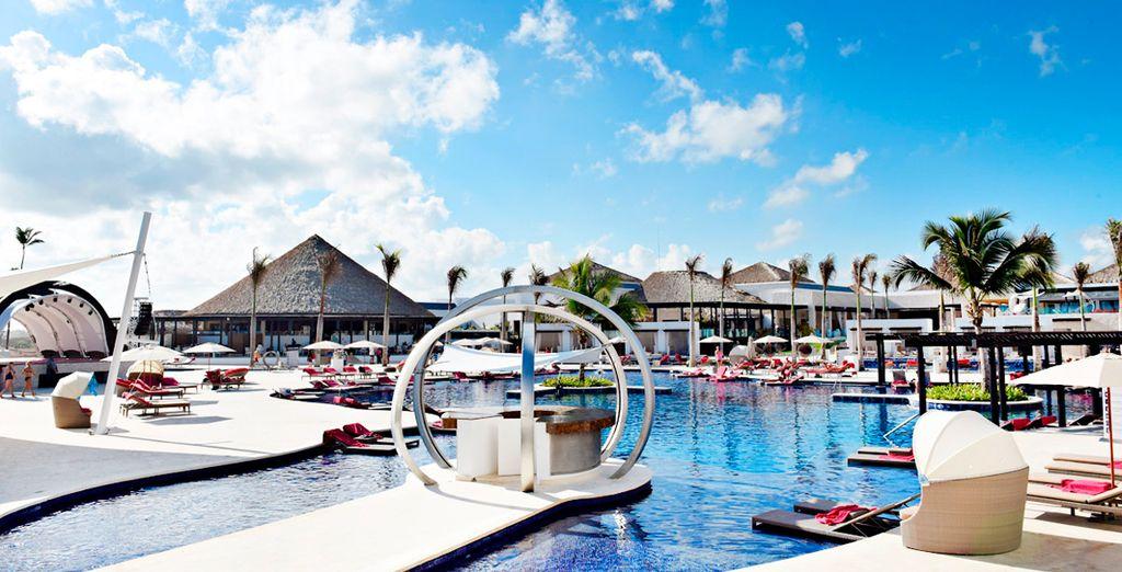 Bienvenido al Hotel CHIC Punta Cana 5*