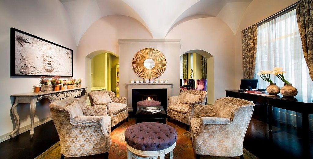Elige Firenze Number Nine Wellness Hotel 4* para tus días en Florencia