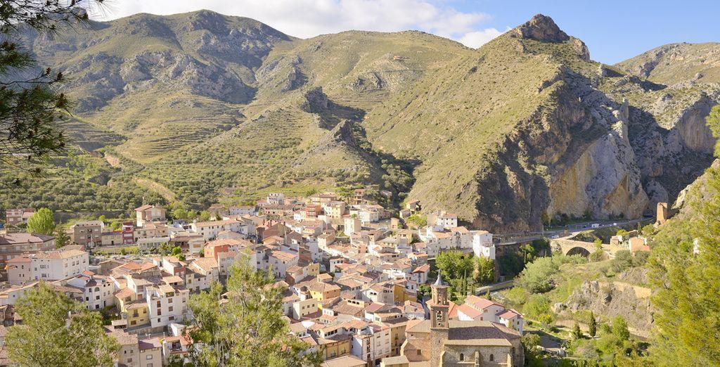 Tu hotel se encuentra en Arnedillo, un pequeño pueblo de La Rioja