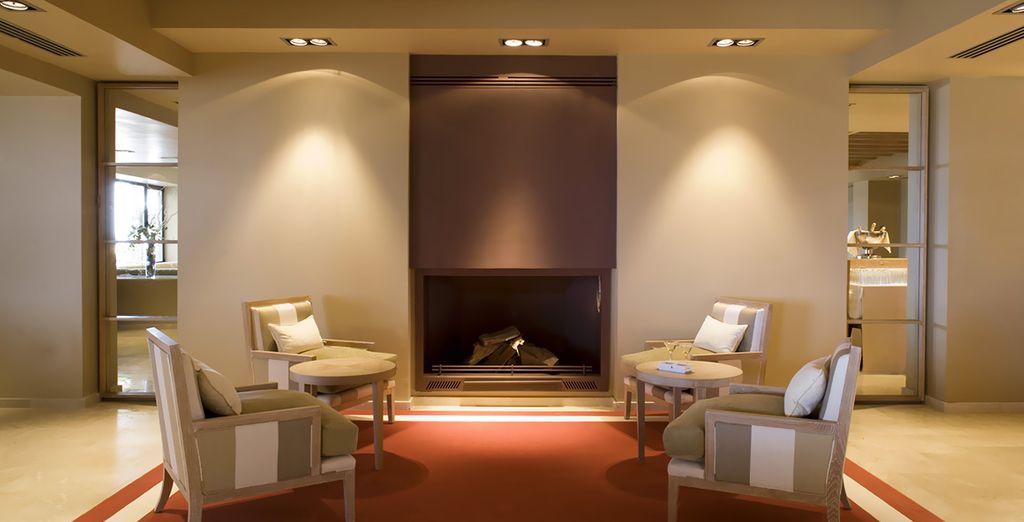 Aprovecha los diferentes espacios que ofrece tu hotel
