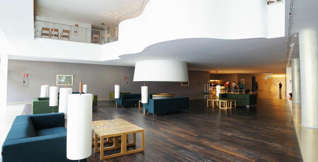 Bienvenido a tu elegante hotel