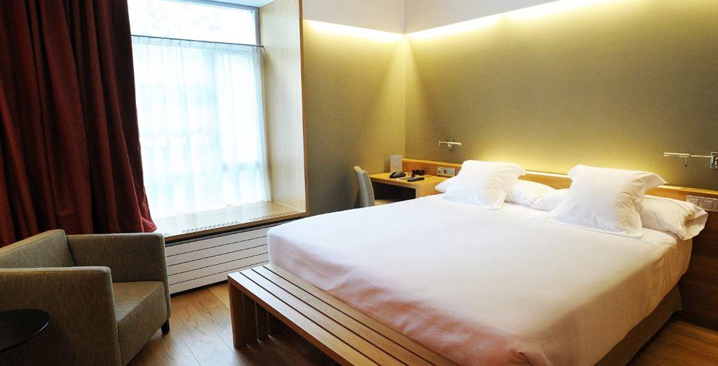Descansa en tu habitación Superior