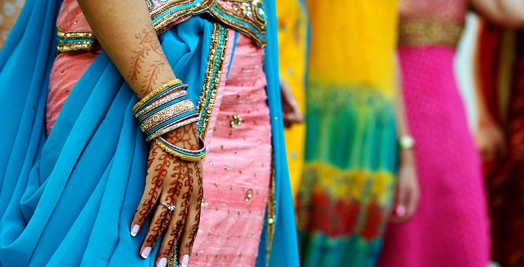 Un país lleno de tradición y color