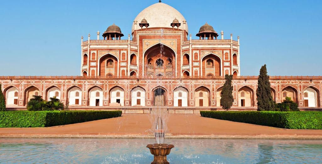Visita la insólita Delhi