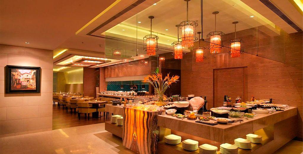 En Jaipur te alojarás en Hotel Royal Orchid 5*