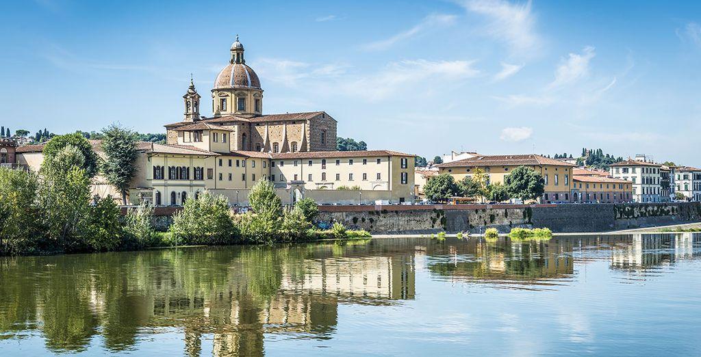 Florencia seduce y fascina a sus visitantes