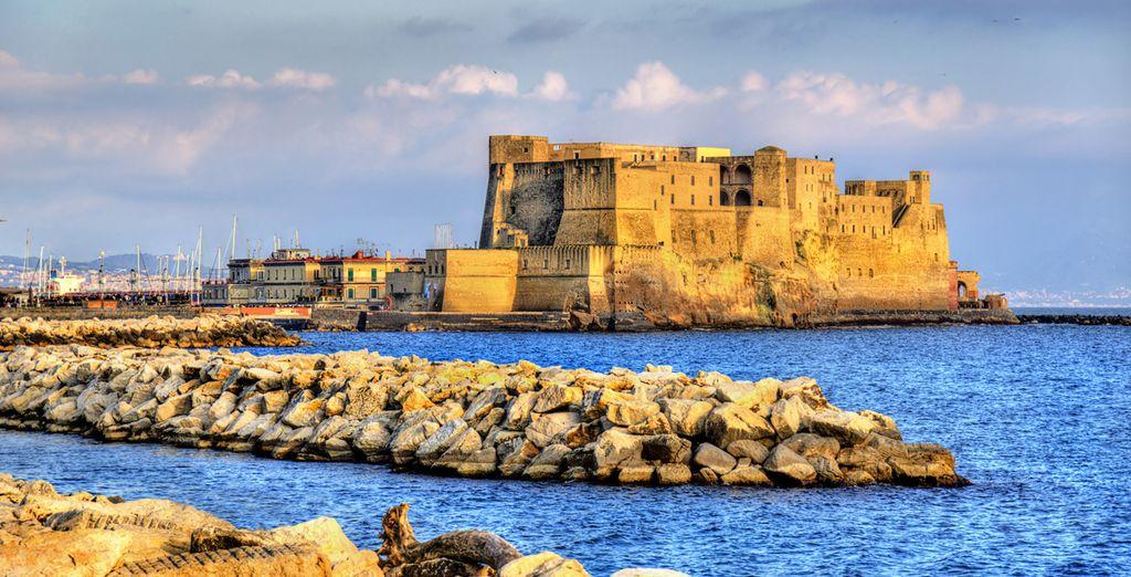 Nápoles, una de las ciudades más bellas y visitadas de Italia