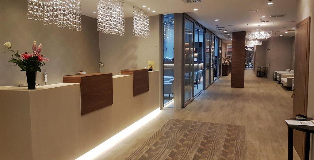 Bienvenido al Boutique Hotel Budapest 4*