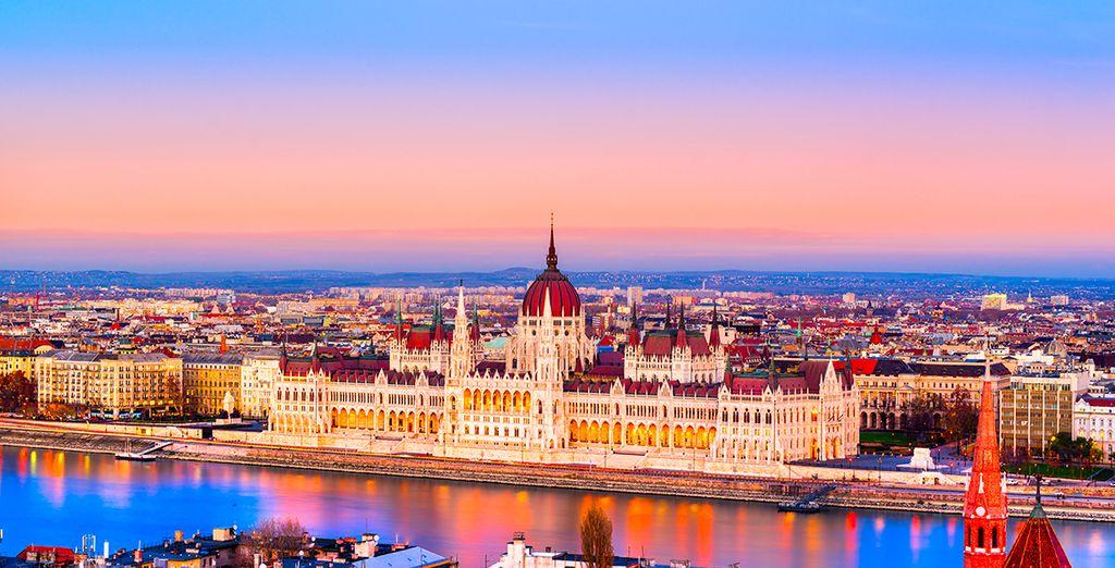 El majestuoso Danubio te espera