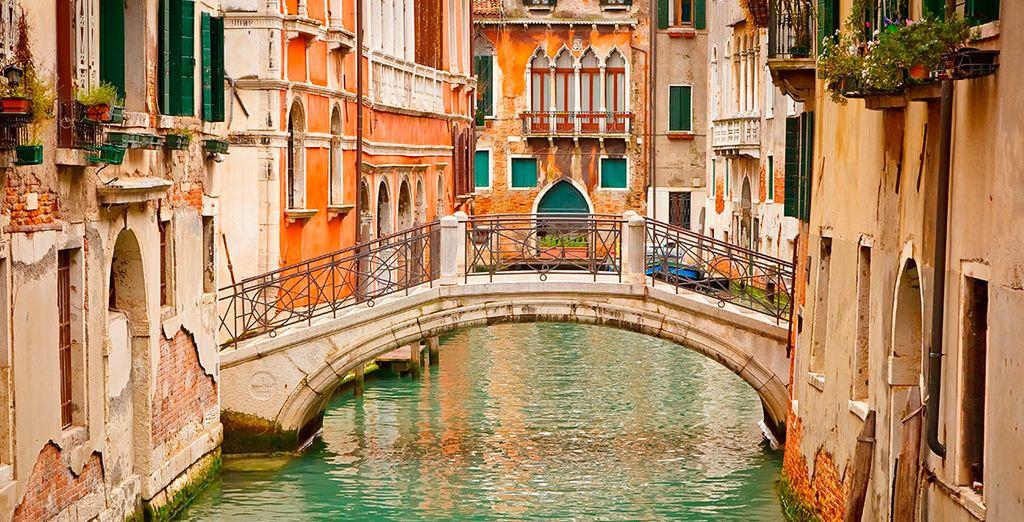 Venecia tiene rincones que te sorprenderán