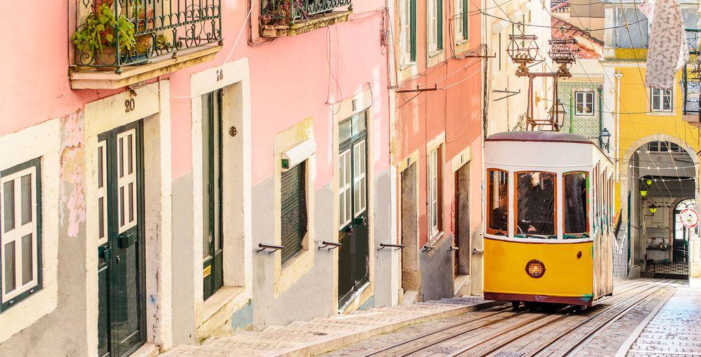 Visita Lisboa de la mano de Voyage Privé