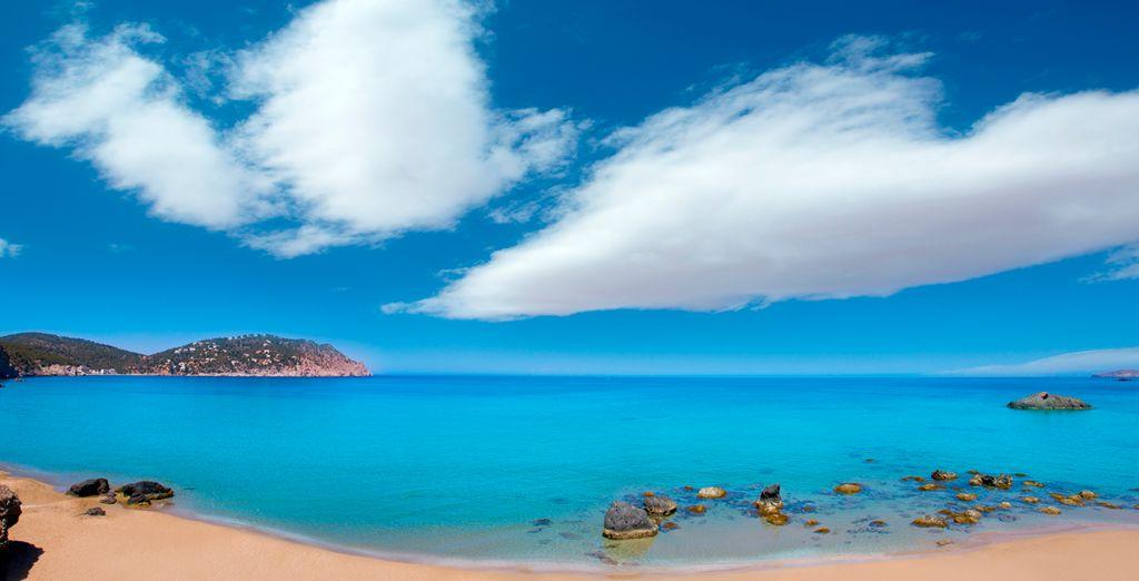 Y de sus increibles playas