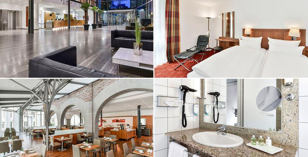NH Heidelberg 4*, tu alojamiento en Heidelberg