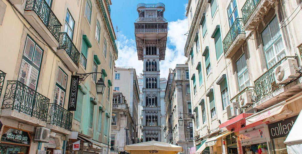 Lisboa, una ciudad preciosa que te dejará fascinado