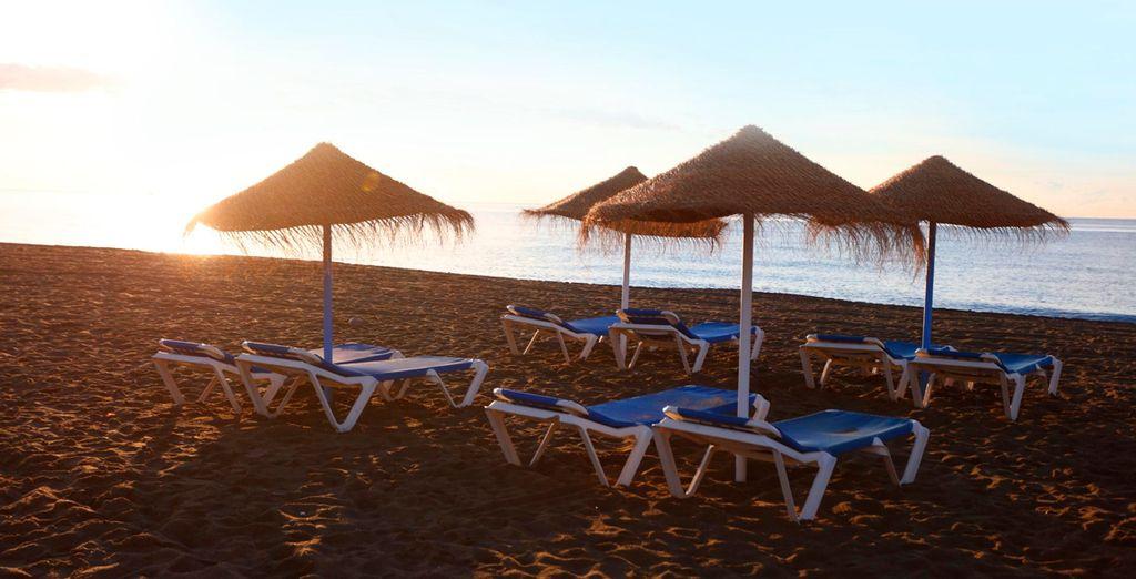 Disfruta del mejor sol de las costas españolas