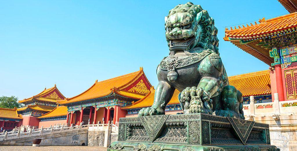 Un viaje que finalizará en Pekín