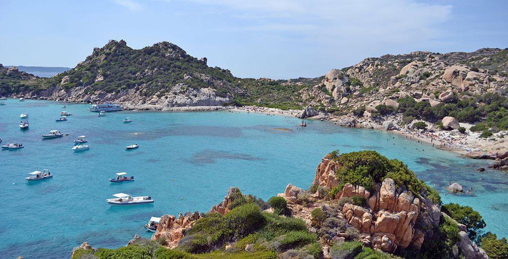 Pasa unas vacaciones inolvidables en un paradisíaco entorno