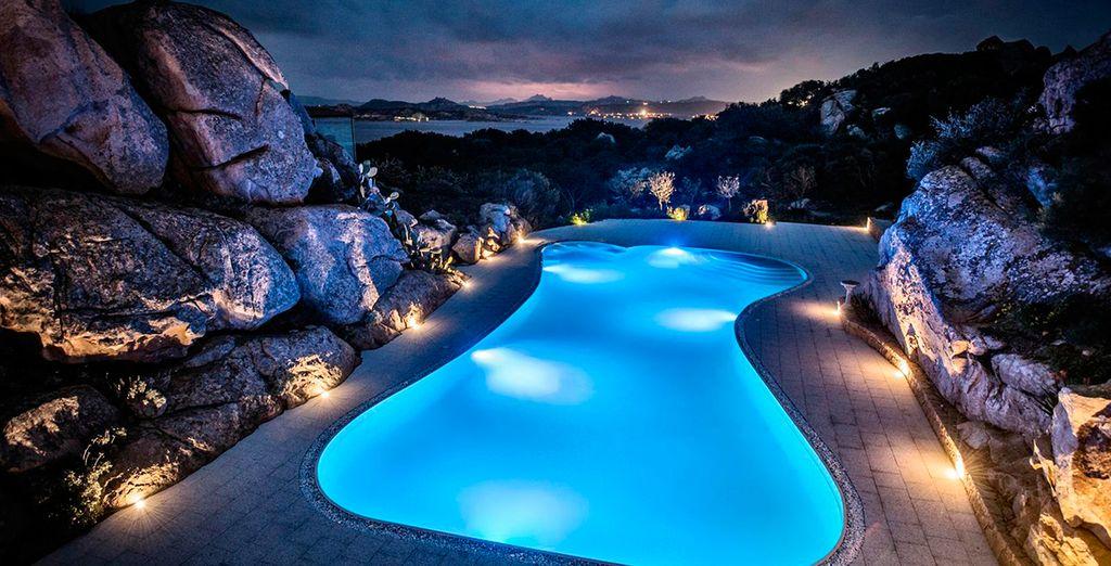 Grand Hotel Ma&Ma Resort 5*: lujo minimalista y relajación en un escenario incomparable