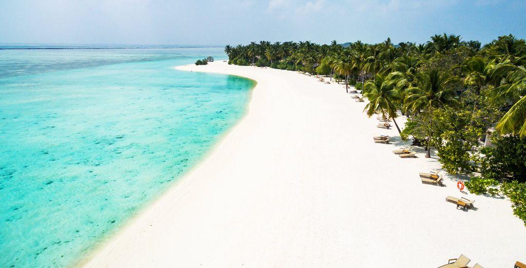 Maldivas es sinónimo de paraíso