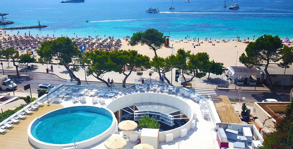 ¡Bienvenido a Mallorca!