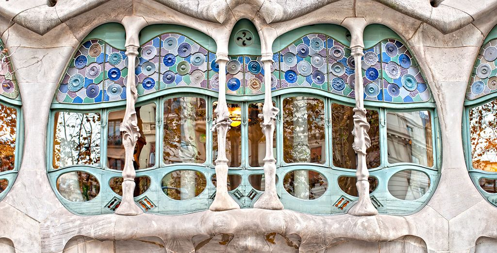Pasea por Paseo de Gracia, y sorpréndete con su arquitectura modernista