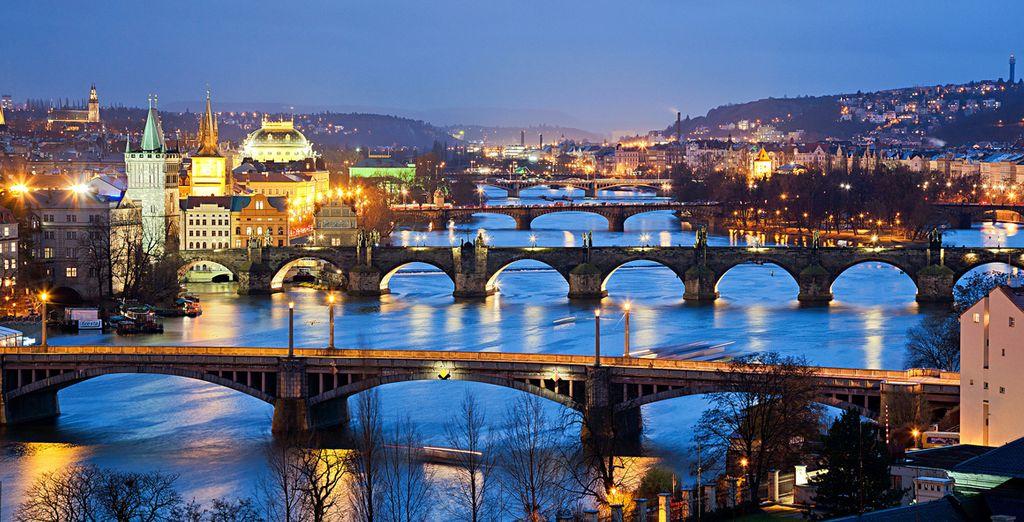 ¡Praga te enamorará!