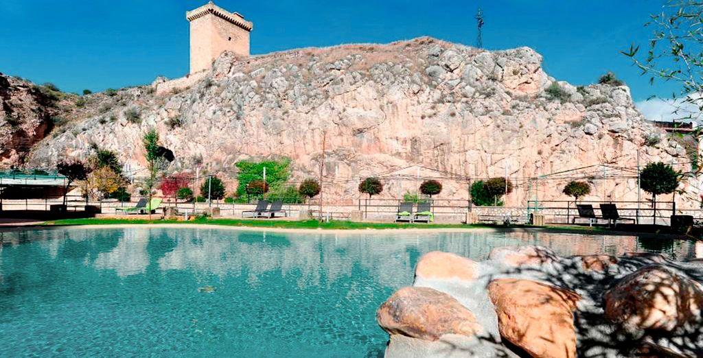 El Hotel Alhama de Aragón 4* te espera