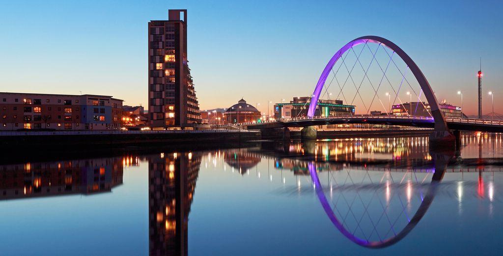 Vista de Glasgow