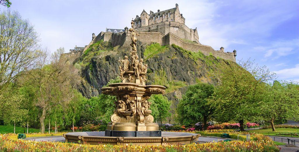 ¿Con ganas de conocer Escocia?