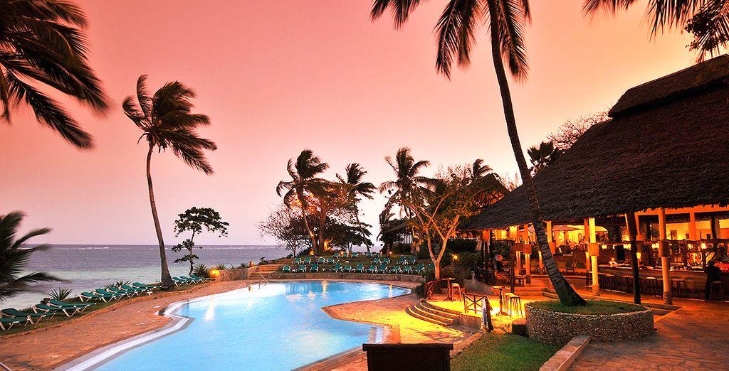 Bienvenido al Hotel The Baobab Beach Resort and Spa