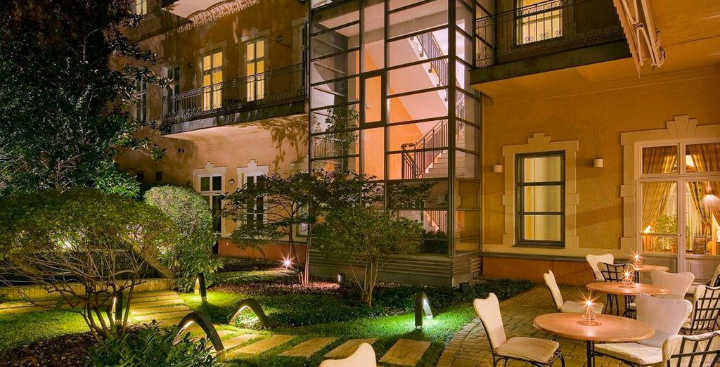 Mamaison Residence Izabella 4*, en el corazón de Budapest