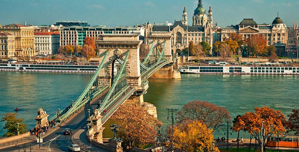 La ciudad más hermosa del Danubio