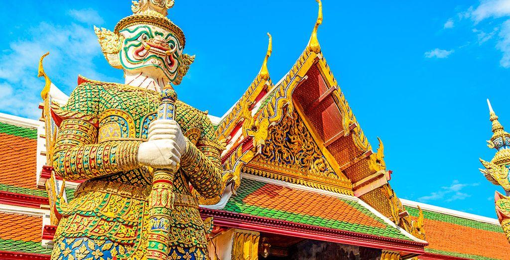Visitarás Wat Phra Kaew