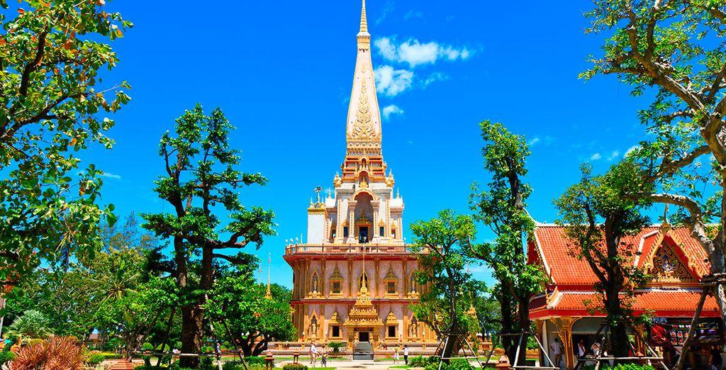 Conoce los secretos de esta región tailandesa
