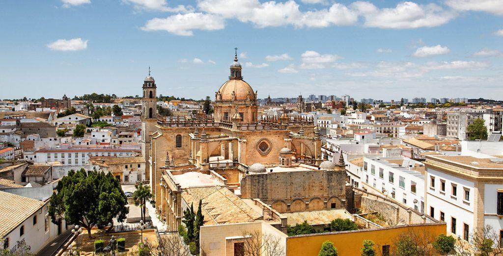 Aprovecha para conocer Jerez de la Frontera