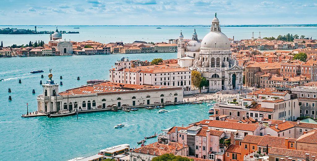 Aprovecha esta oportunidad para conocer Venecia